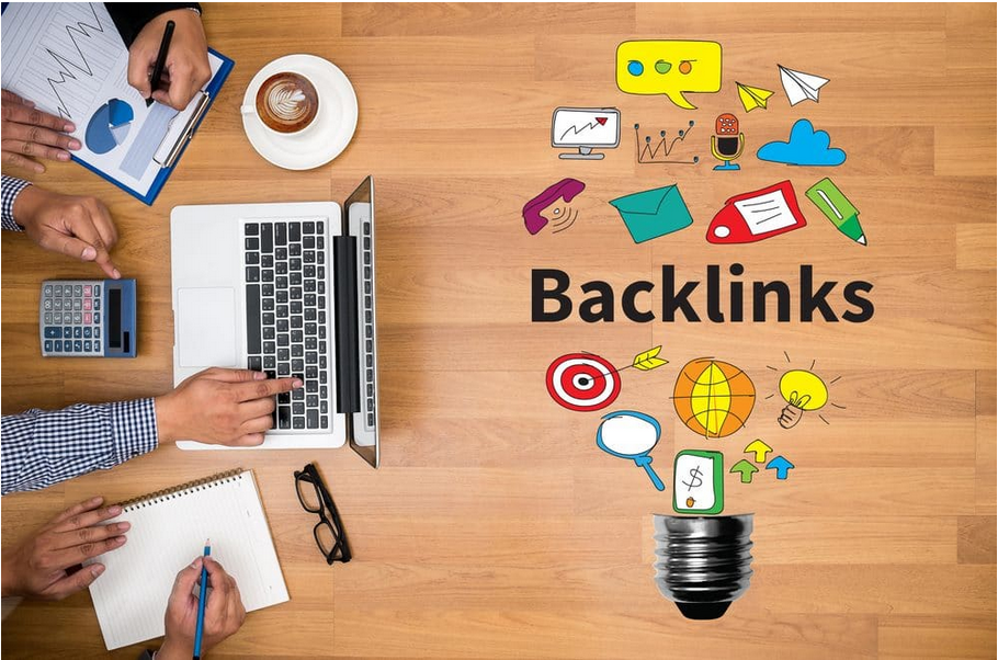create 100 white hat SEO backlinks, for you promotion