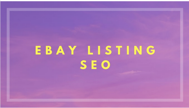 Ebay listing SEO by 1,000,000 backlinks