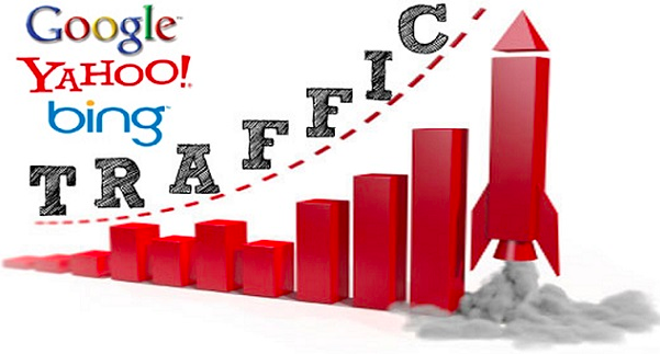 Provide 50k website organic traffic