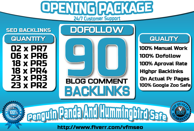 Make 90 Manual Dofollow Blog Comments Da 20 Plus