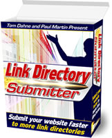 Link Directory Submitter. Submit links to more than 2,500 Directories effortlessly MRR