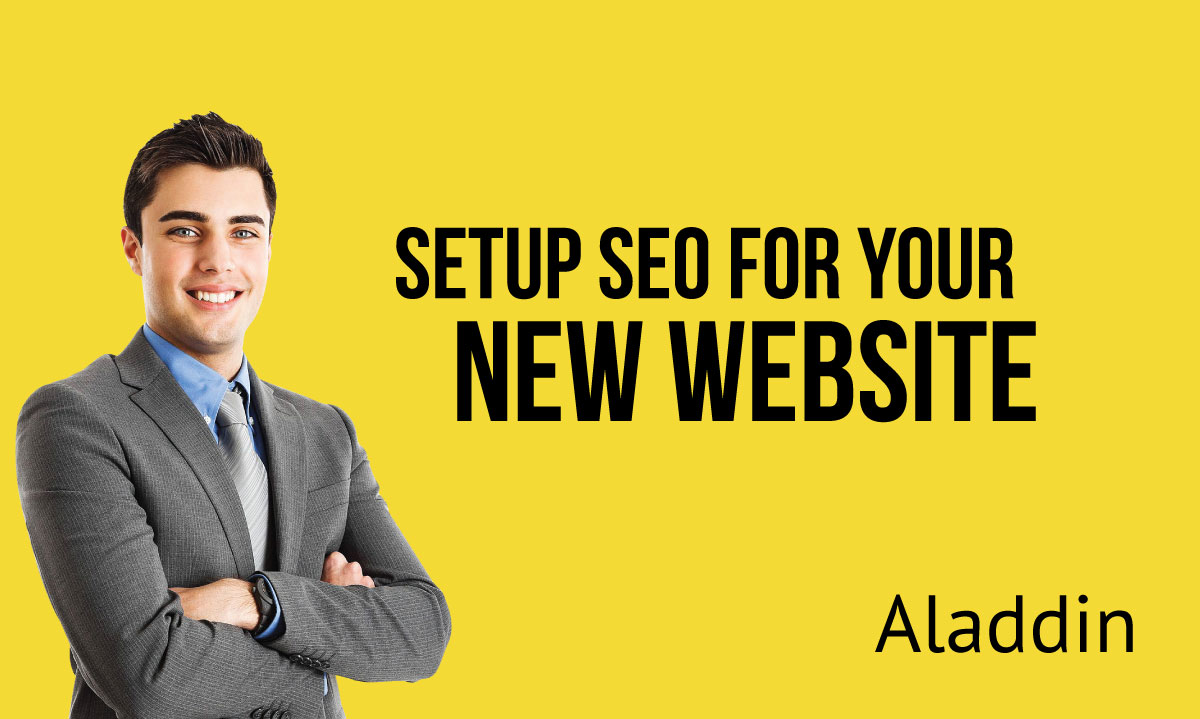 2020 SEO For New Website. Jumpstart Your Site Ranking Instantly Only AladdinSEO