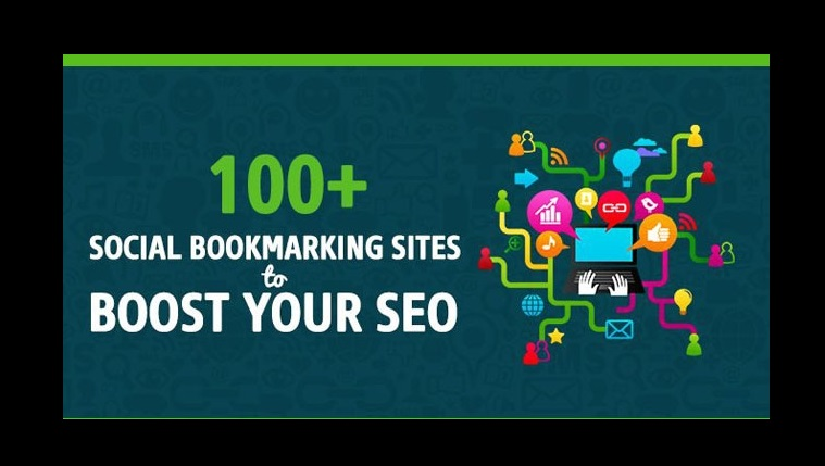 Manually Bookmark your link to 100+ unique social bookmarking sites,  ping + seolinks With report