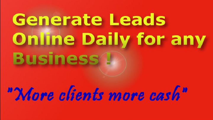 Generate Thousands of Leads online with this Awesome Marketing Software