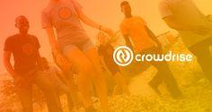 Write and publish on High dofollow  CrowdRise. com - DA86