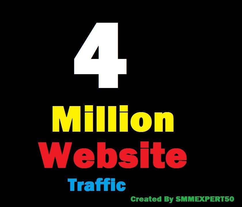 4 Million Worldwide site Traffic Visitors For Online Digital Marketing & Business Promotion Boost SEO Website Rank & Share Bookmarks Improve Google Ranking Factors