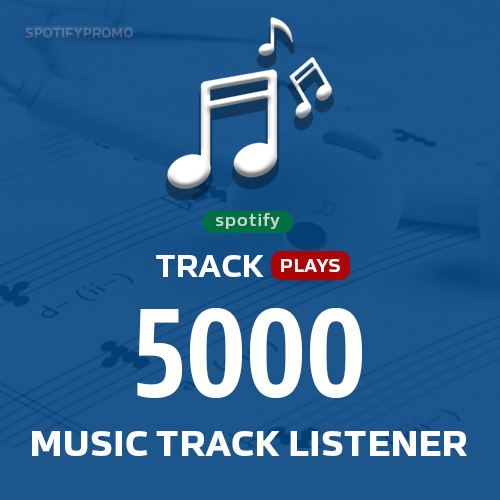 Promote 5000 Track Listeners to Boost Stream - Music ...