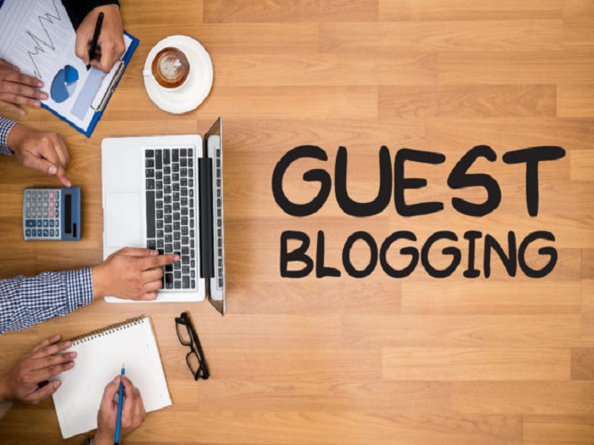 Limited Offer 5 Guest Poost on DA30+ blog High PR Dofolloow Link
