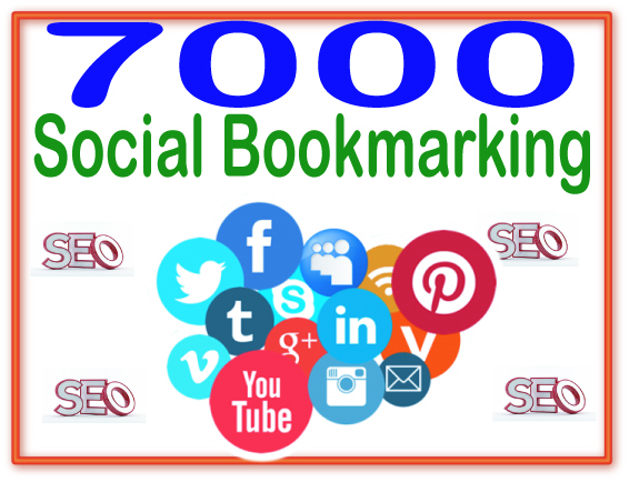 Provide 7000 Social Bookmarking High PR Metrics Backl...