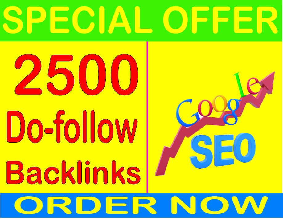 Best SEO -2019- 2500+ Do-follow Of High Quality backl...