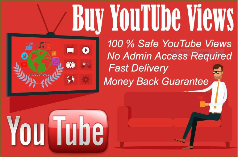 Non Drop & High Retention YouTube Video Marketing Promotion Within 24 Hours Delivery