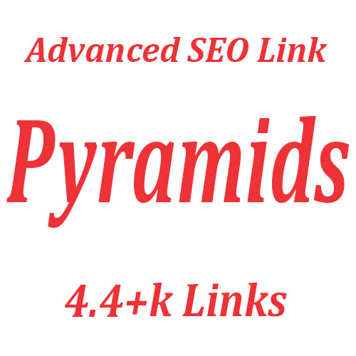 Qualitative Advanced SEO Link Pyramids 2020 Update 4.4+k Links for Search Engine Ranking