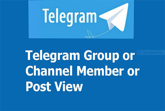 1500+ Channel Members or 1000+ Group Members for