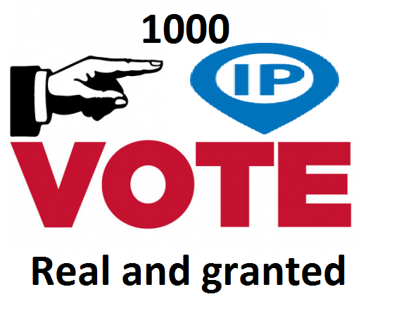To do 1000 Different IP Votes On Your Online Voting Contest Entry Poll