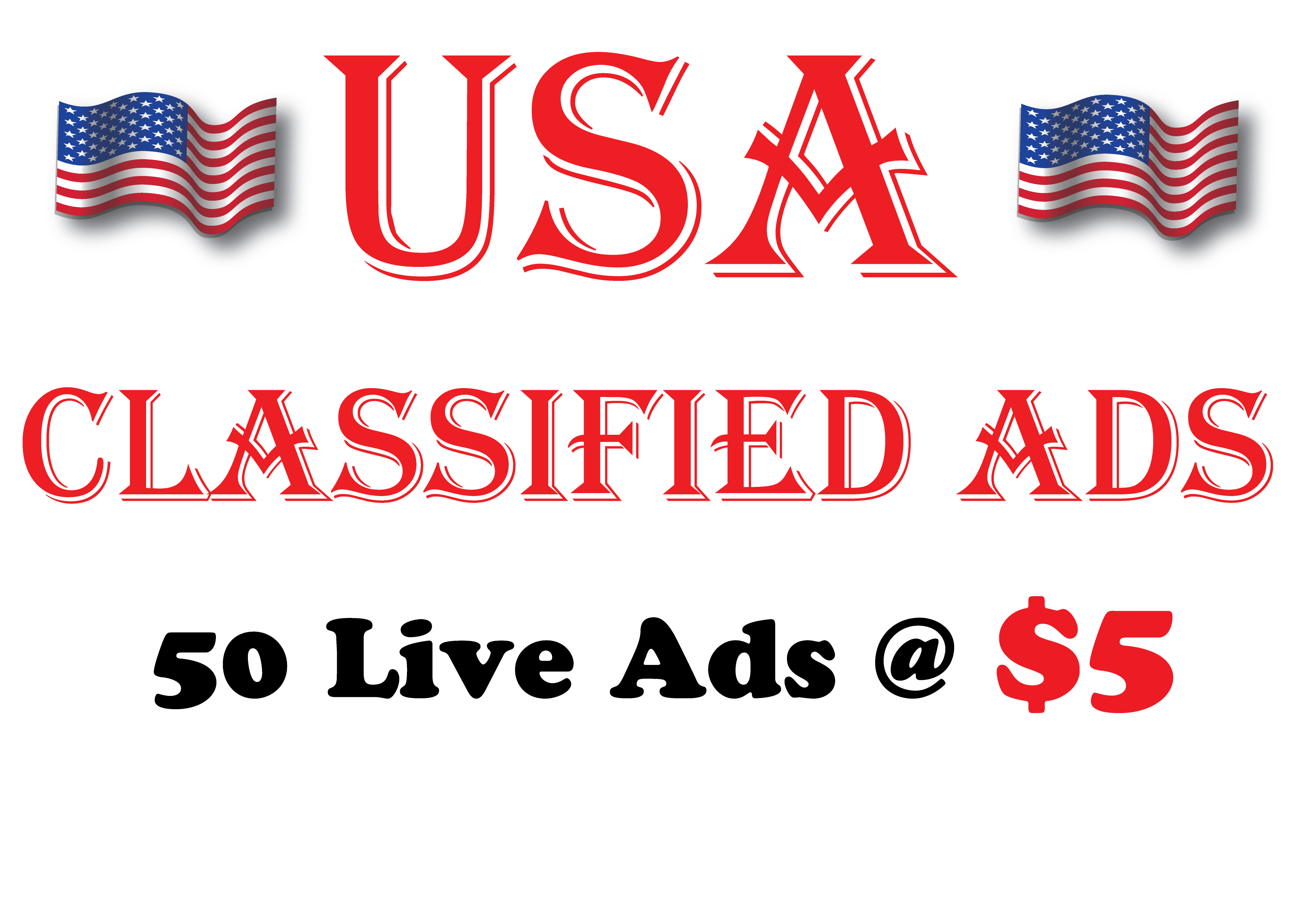 Post Ads to 50+ High Authority USA Classified Sites
