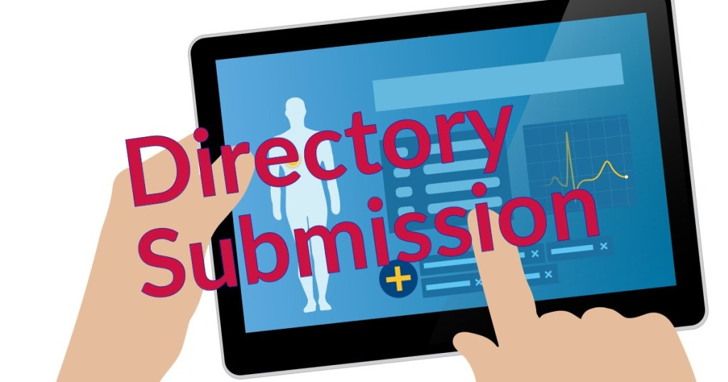 Directory Submission/ Bookmarks 500