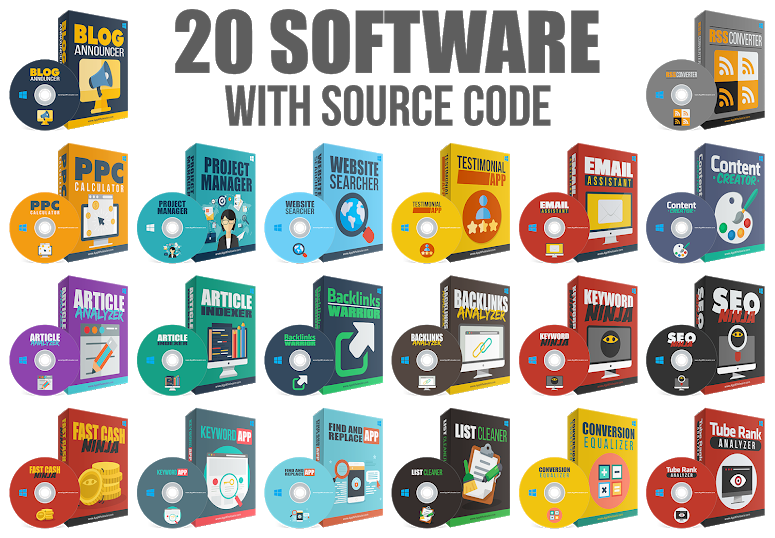 I provide You with 61 Reseller Newly Web Design Ready Made Scripts and Software