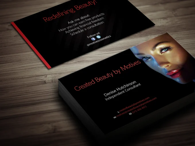 Design Amazing Business Card For You,  Source File Included