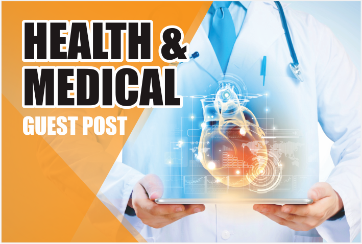 Write and publish your Guest post on DA 30 Health blog with permanent post