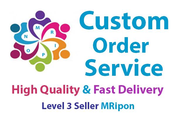 Custom Order SMM Services For Buyer