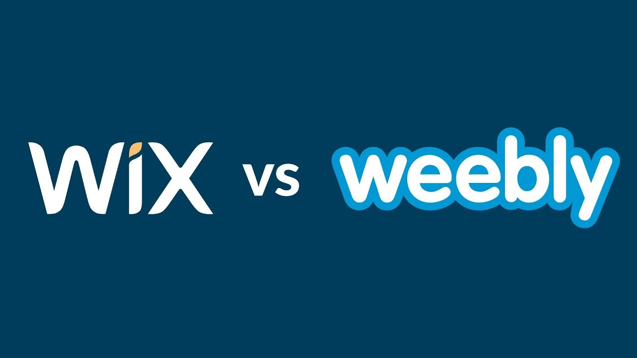 Create Wix,  Weebly Website Design Or Redesign Professionally