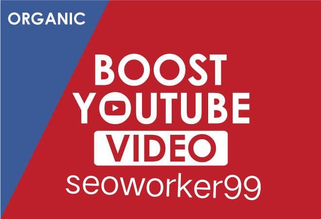 Get Youtube video promotion social media marketing