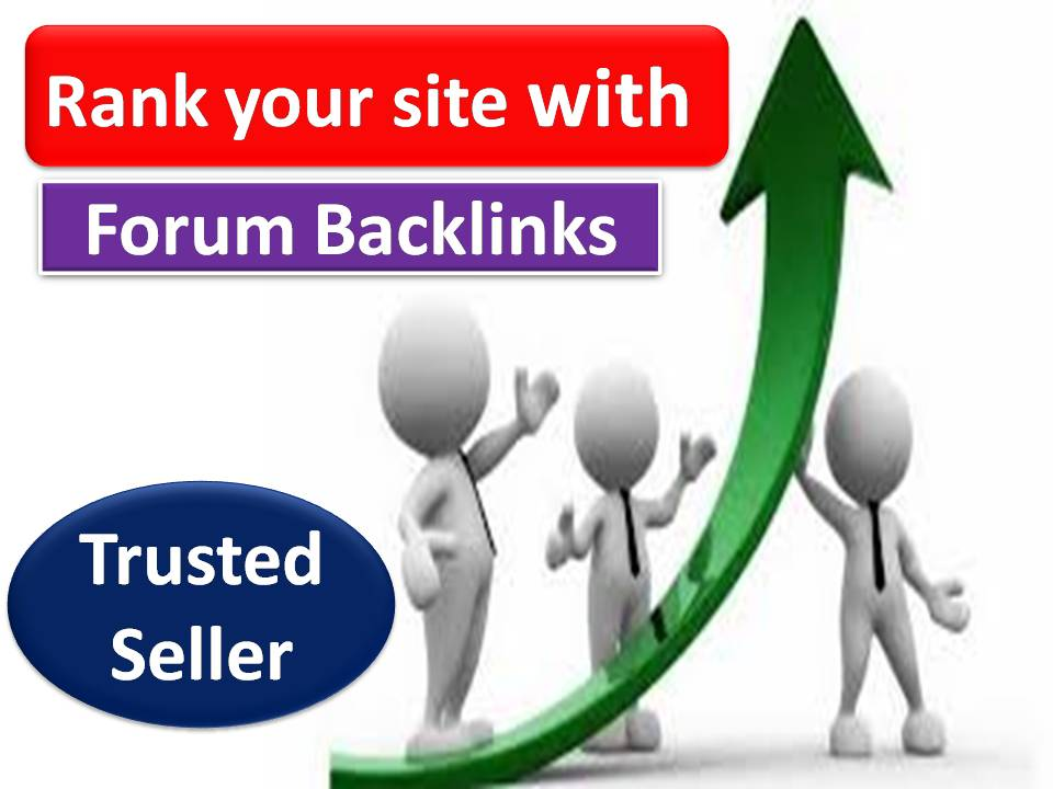 Rank your site 205+ High Quality Forum Profile Back-links with fast delivery