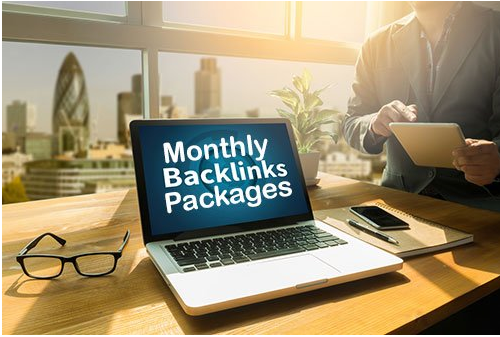 Monthly manually Backlinks packages for your website