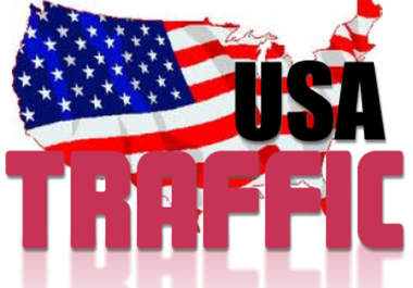 send 15000 Unique USA Traffic human visitors to your website