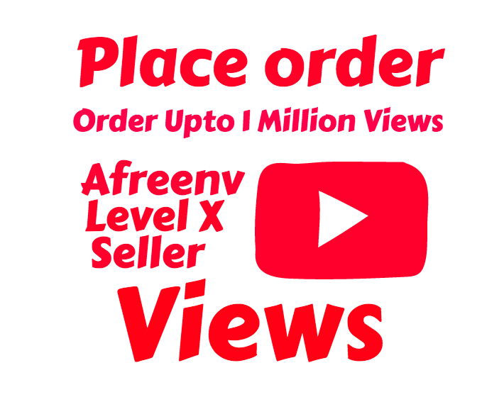 i will add 2000+  High Quality Youtube view
