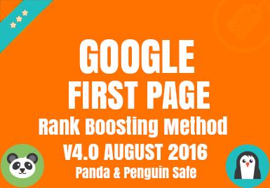 GOOGLE WHITEHAT - Rank Boosting Method v4.0 June Update 2017