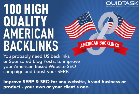 100 AMERICAN Backlinks with Sponsored Posts from unique websites for each state