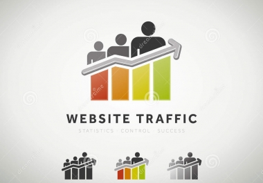 Giving 1000+ daily traffic,  offer in return twitter followers,  likes or other thing.