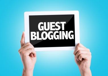 Australian domain blog guest post xchange