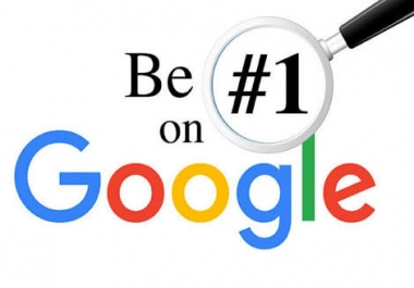 Offering 1 backlink on any my blog website for an article
