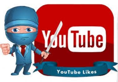 I Want real Youtube 350+ Youtube likes