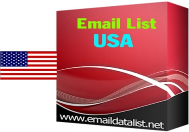 Need 1 Million USA active Email List