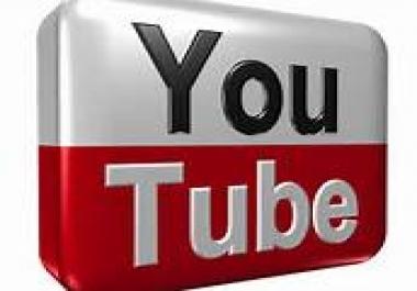 I need 250 youtube real likes