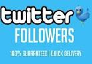 6000 Twitter Followers needed