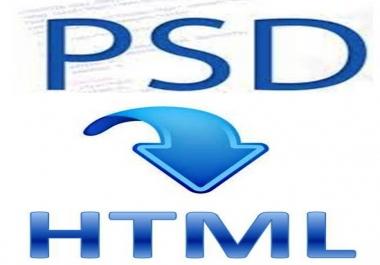 Need PSD to HTML GEEK