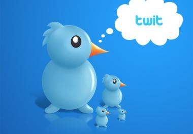 I need twitter tweets now
