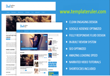 need wordpress theme for my hosting site