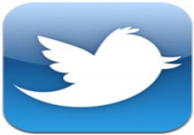 10,000+ Twitter Accounts