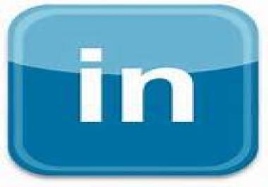 LinkedIn Endorse Me - Skills & Expertise