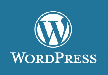 I want to fix my wordpress website
