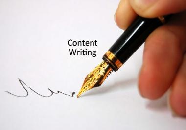 Contents for web development company