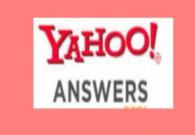want to buy level 4 yahoo answer account