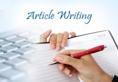 Content writers needed 2000 words per article