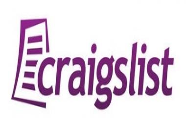 Need Unlimited Craigslist Live Ads