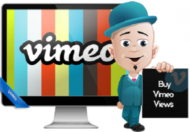 I need Permanent seller for Vimeo Likes and Comments